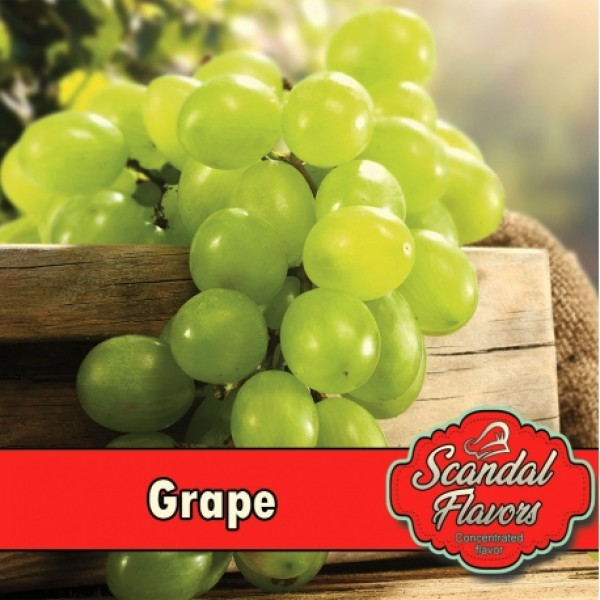 Αρωμα Diy Grape Scandal Flavors 10ml