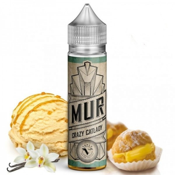 Crazy Cat Mur flavor shot 60ml