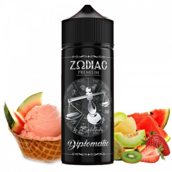 Diplomatic Zodiac 120ml Flavor Shot