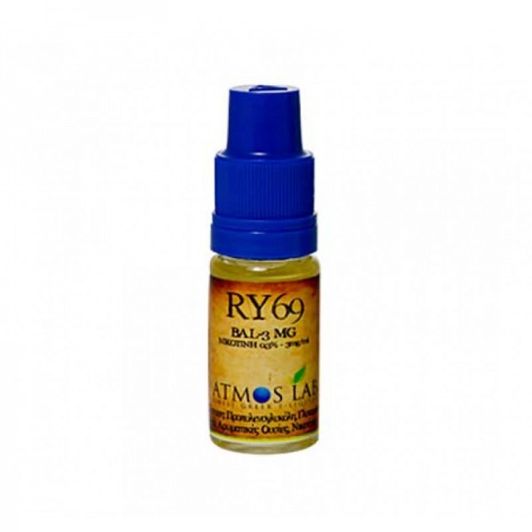 Ry69 Atmos Lab Eliquid 10ml
