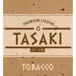 Tasaki Tobacco E-liquid 10ml